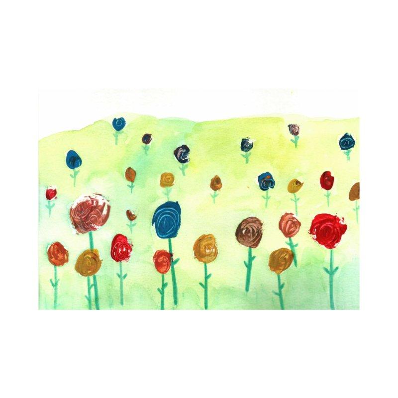 Spoonflowers by Mireya In Wonder