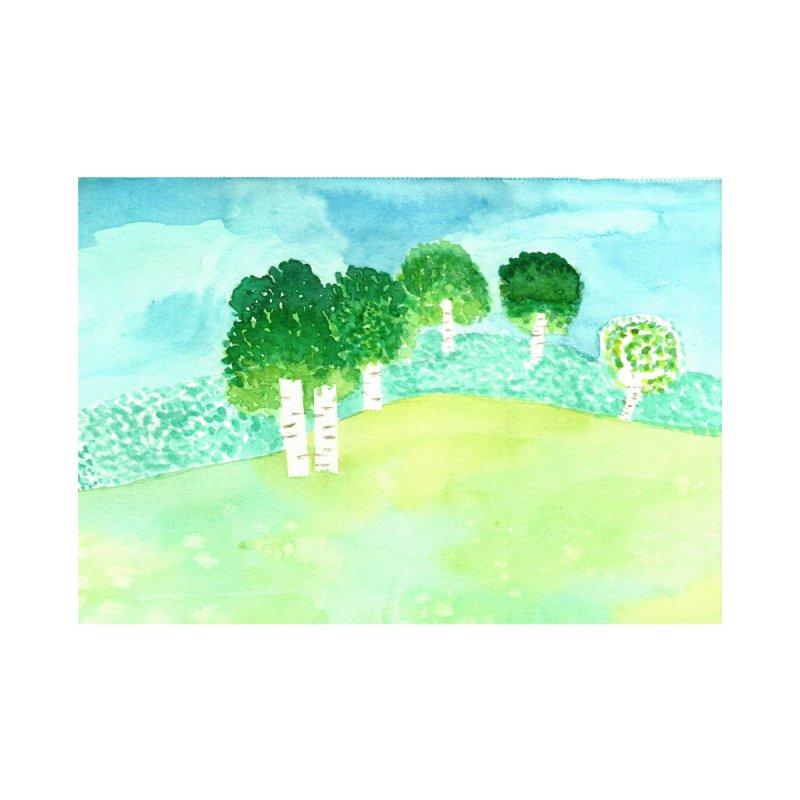 Treasure Tree Hill by Mireya In Wonder