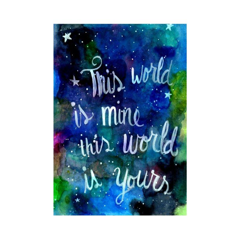 This World by Mireya In Wonder