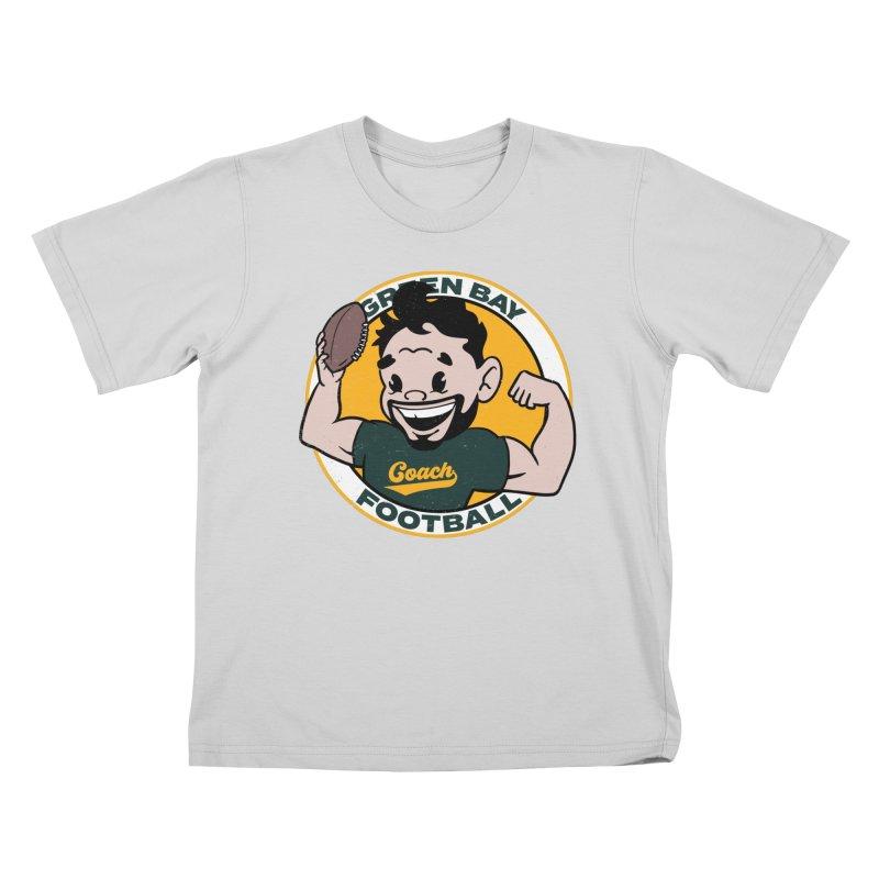 Coach LaFleur Kids T-Shirt by Curly & Co.