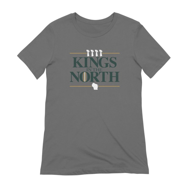 Kings in the North Women's T-Shirt by Curly & Co.