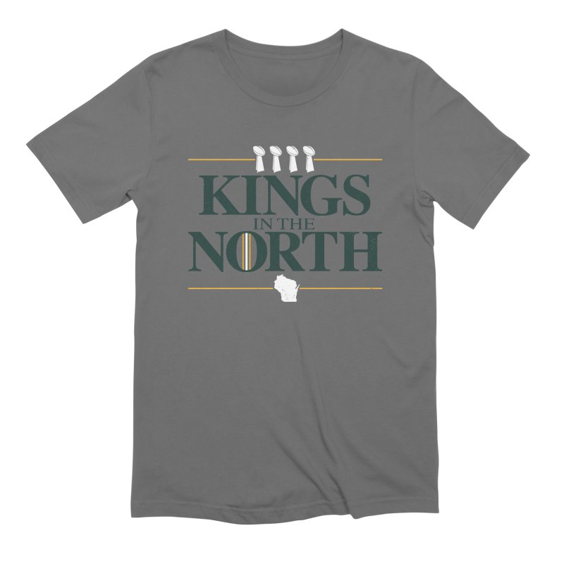 Kings in the North Men's T-Shirt by Curly & Co.
