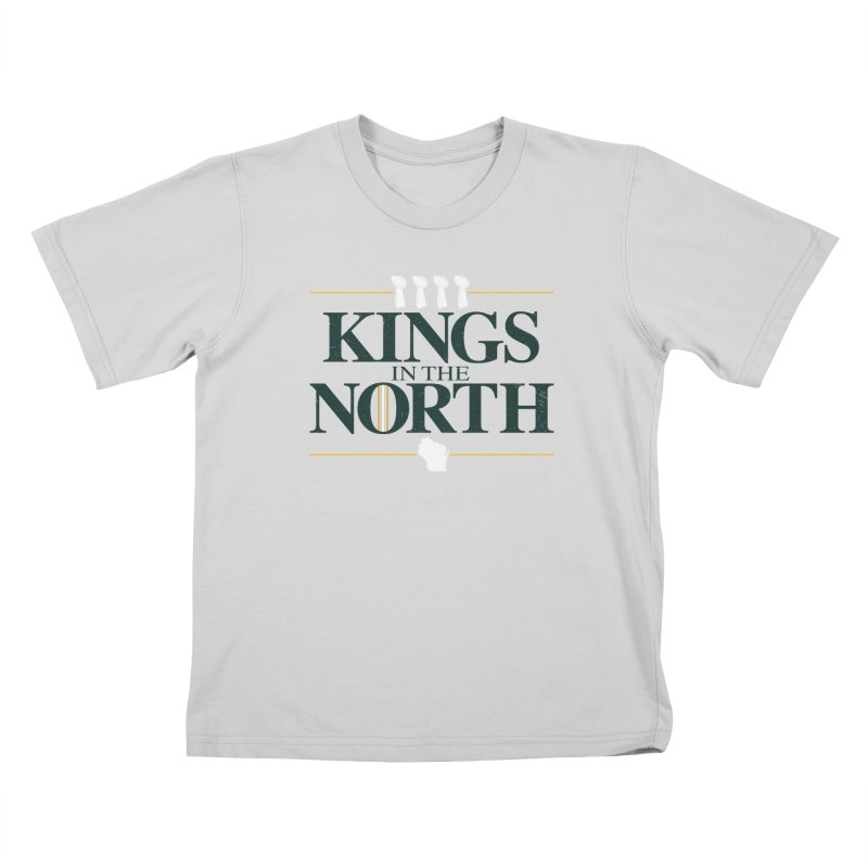Kings in the North Kids T-Shirt by Curly & Co.