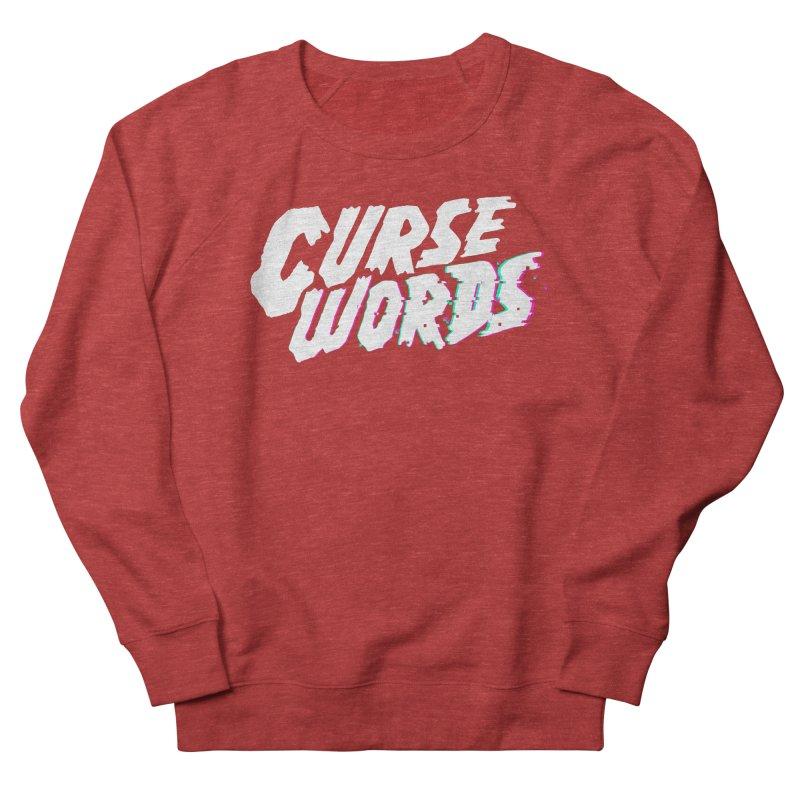 Curse Words Logo Men's Sweatshirt by CURSE WORDS OFFICIAL SHOP