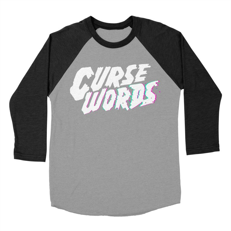 Curse Words Logo Women's Longsleeve T-Shirt by CURSE WORDS OFFICIAL SHOP