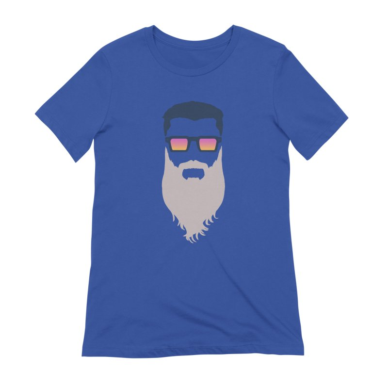 WIZORD MINIMALIST Women's Extra Soft T-Shirt by CURSE WORDS OFFICIAL SHOP