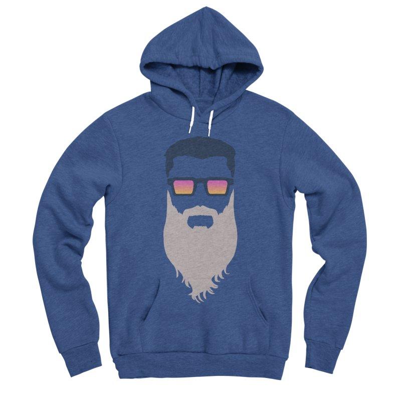 WIZORD MINIMALIST Women's Sponge Fleece Pullover Hoody by CURSE WORDS OFFICIAL SHOP