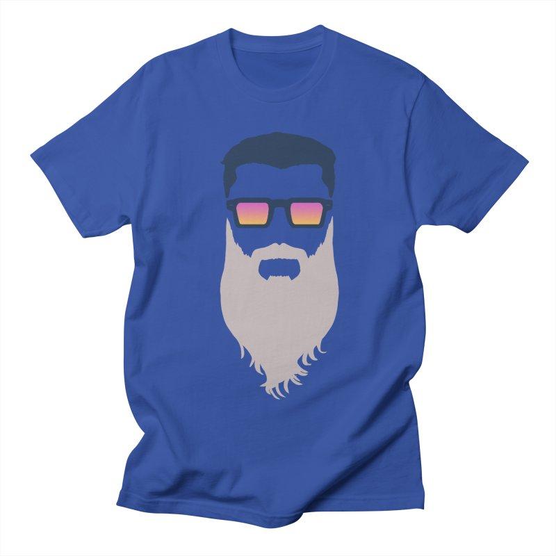 WIZORD MINIMALIST Men's T-Shirt by CURSE WORDS OFFICIAL SHOP