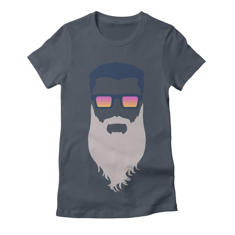 WIZORD MINIMALIST Women's T-Shirt by CURSE WORDS OFFICIAL SHOP