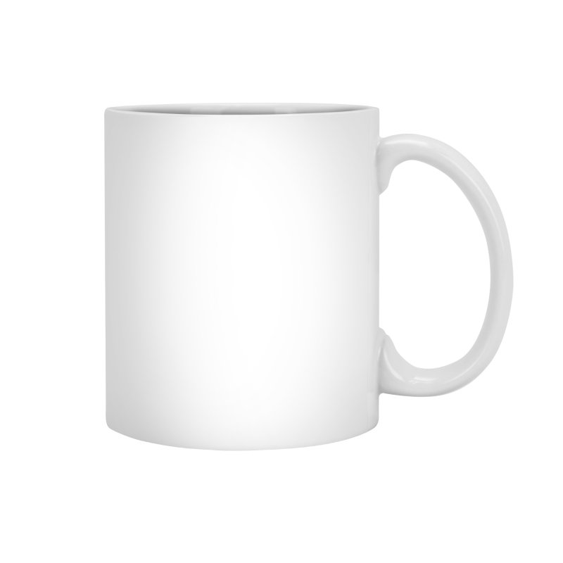 WIZORD MINIMALIST Accessories Mug by CURSE WORDS OFFICIAL SHOP