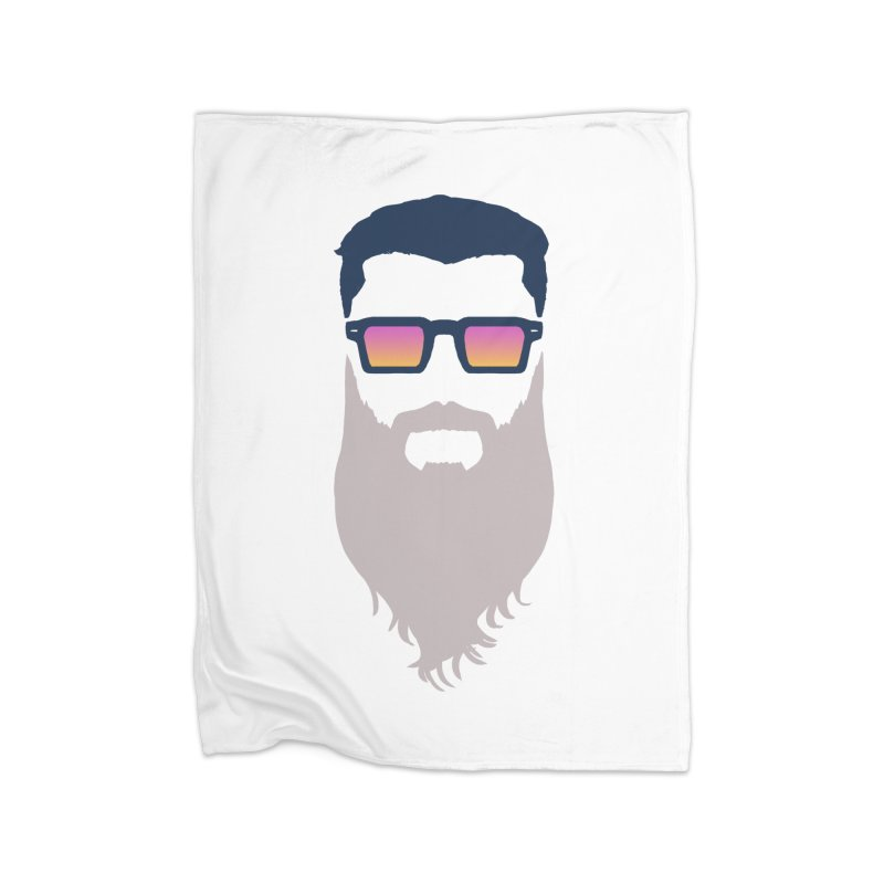 WIZORD MINIMALIST Home Blanket by CURSE WORDS OFFICIAL SHOP