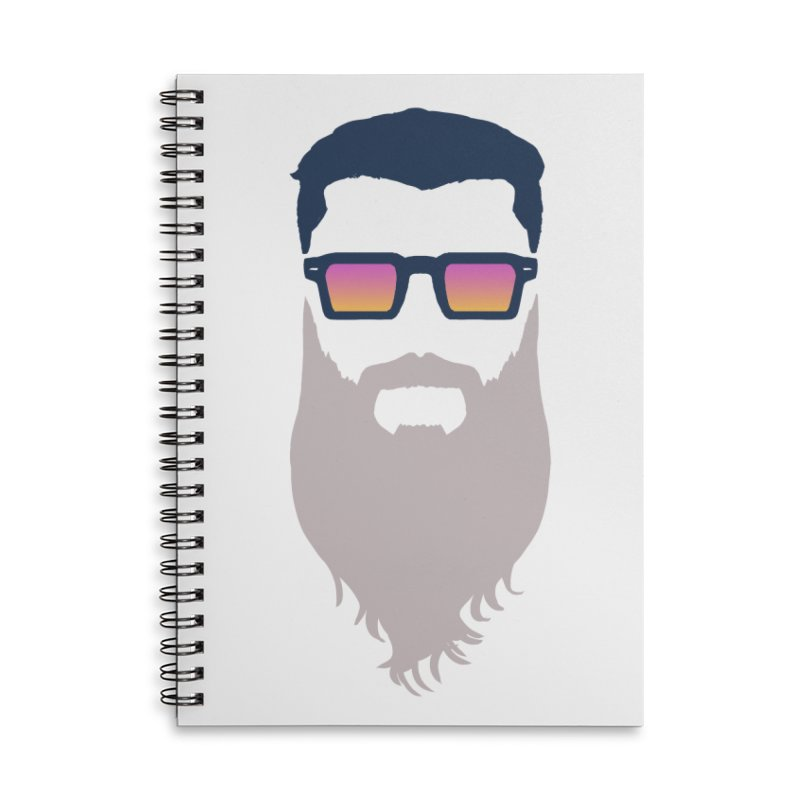WIZORD MINIMALIST Accessories Notebook by CURSE WORDS OFFICIAL SHOP