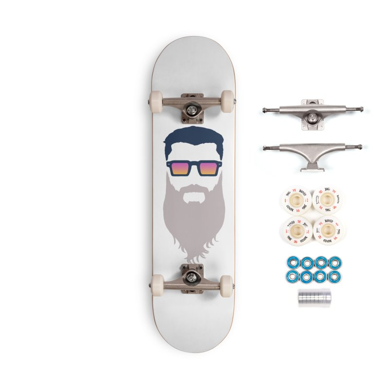 WIZORD MINIMALIST Accessories Complete - Premium Skateboard by CURSE WORDS OFFICIAL SHOP