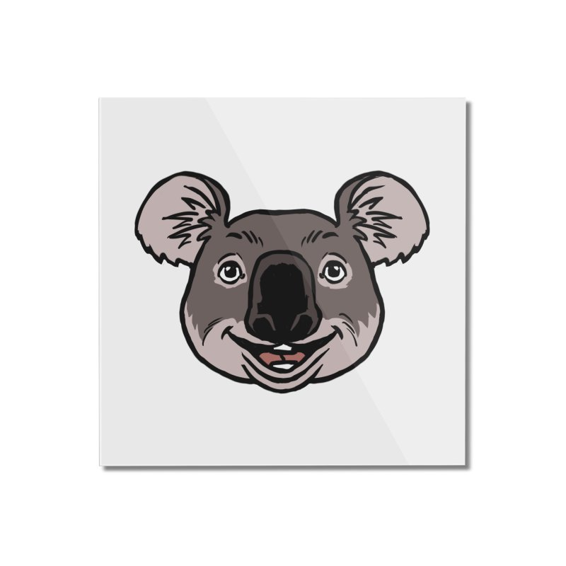 MARGARET Home Mounted Acrylic Print by CURSE WORDS OFFICIAL SHOP