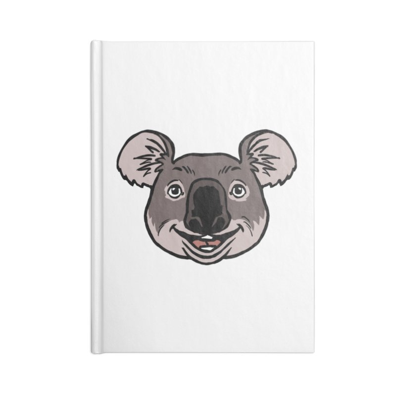 MARGARET Accessories Blank Journal Notebook by CURSE WORDS OFFICIAL SHOP