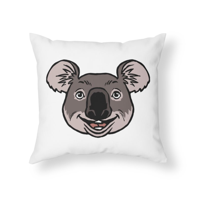 MARGARET Home Throw Pillow by CURSE WORDS OFFICIAL SHOP