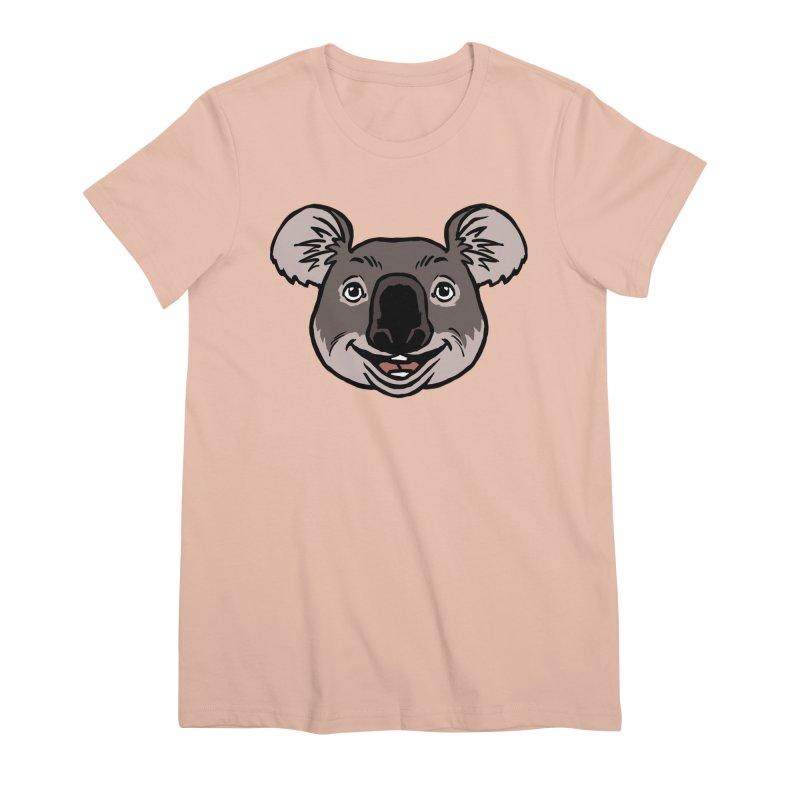 MARGARET Women's Premium T-Shirt by CURSE WORDS OFFICIAL SHOP