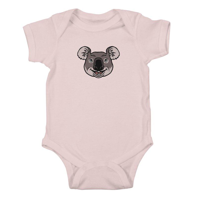 MARGARET Kids Baby Bodysuit by CURSE WORDS OFFICIAL SHOP