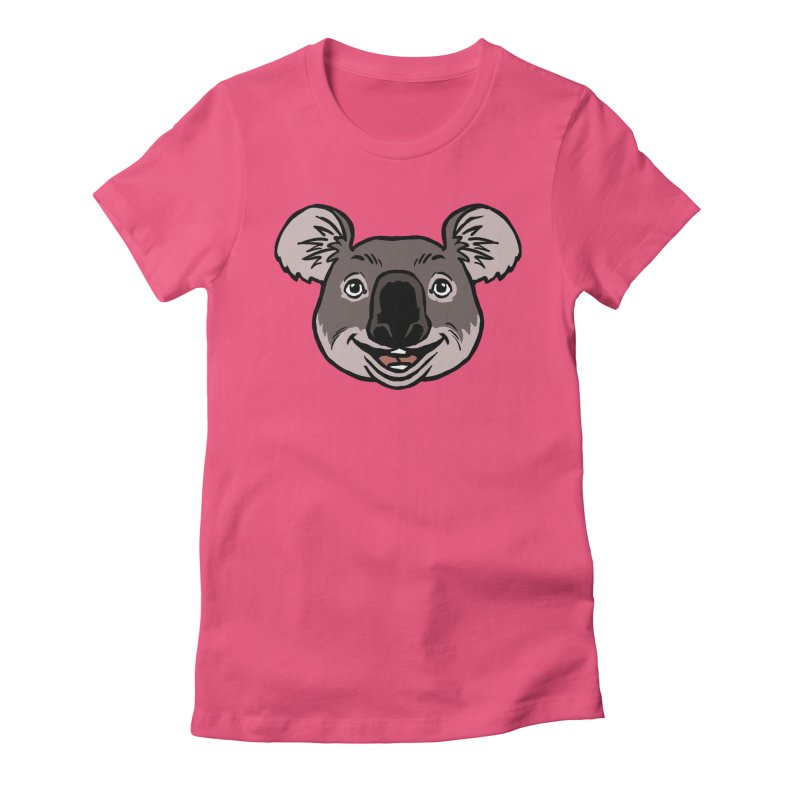 MARGARET Women's Fitted T-Shirt by CURSE WORDS OFFICIAL SHOP