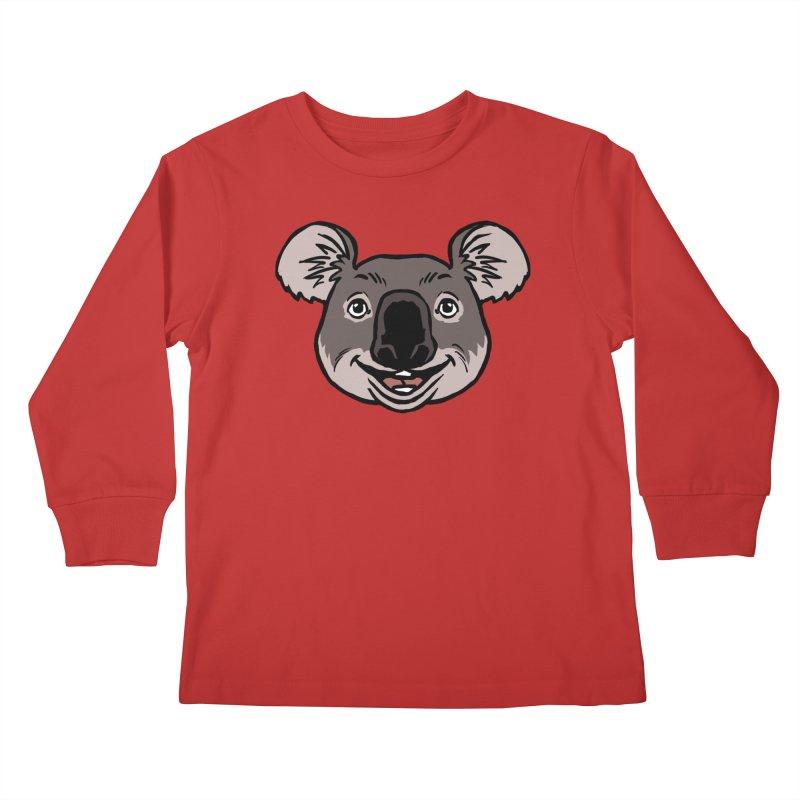 MARGARET Kids Longsleeve T-Shirt by CURSE WORDS OFFICIAL SHOP