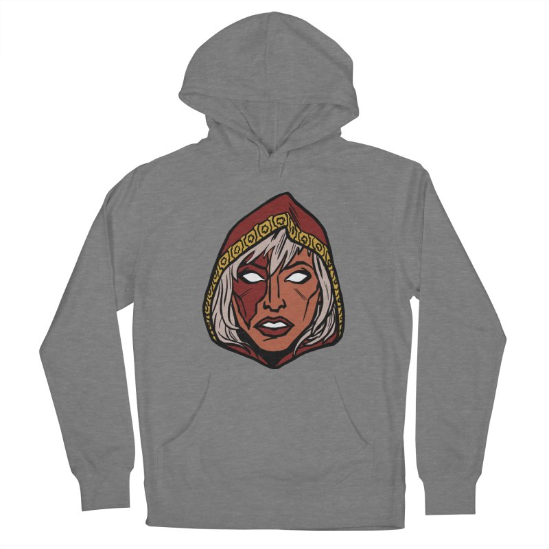 RUBY Women's Pullover Hoody by CURSE WORDS OFFICIAL SHOP