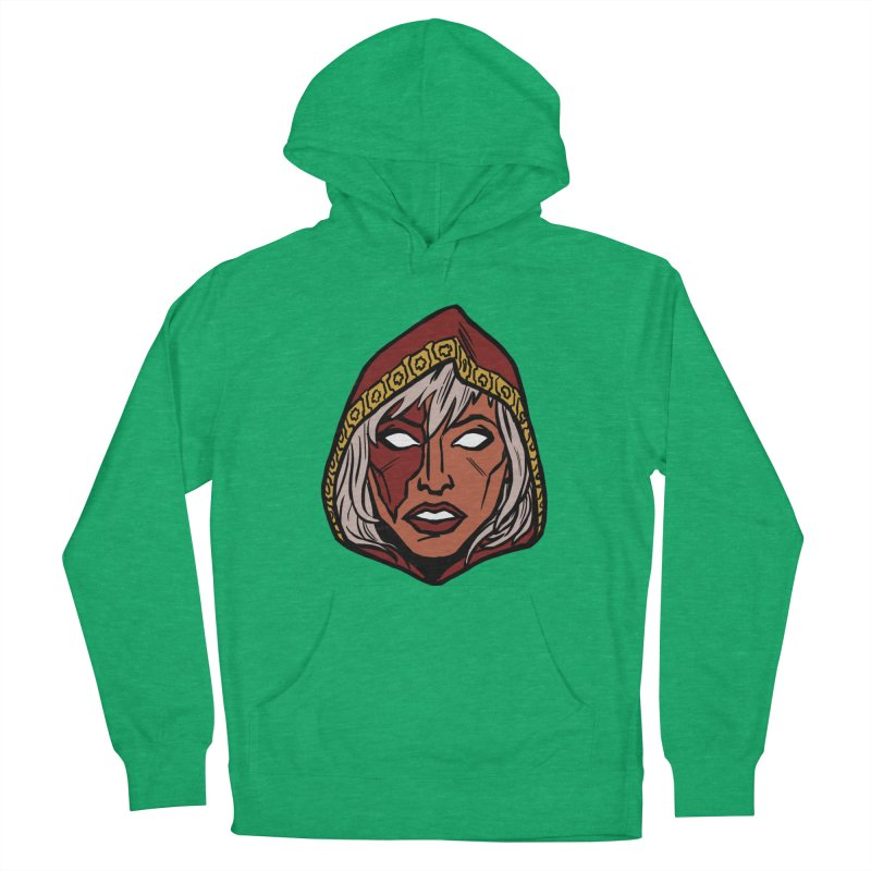 RUBY Women's French Terry Pullover Hoody by CURSE WORDS OFFICIAL SHOP