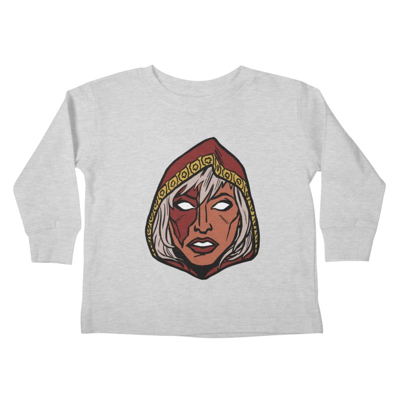RUBY Kids Toddler Longsleeve T-Shirt by CURSE WORDS OFFICIAL SHOP
