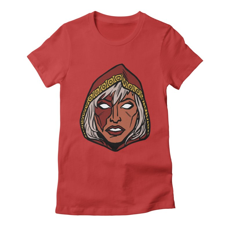 RUBY Women's T-Shirt by CURSE WORDS OFFICIAL SHOP