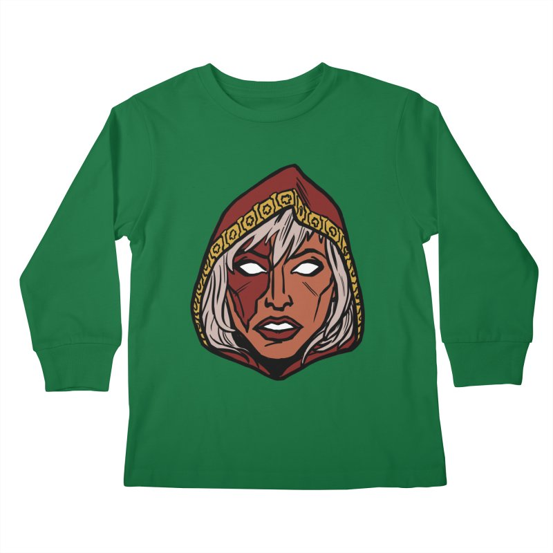 RUBY Kids Longsleeve T-Shirt by CURSE WORDS OFFICIAL SHOP