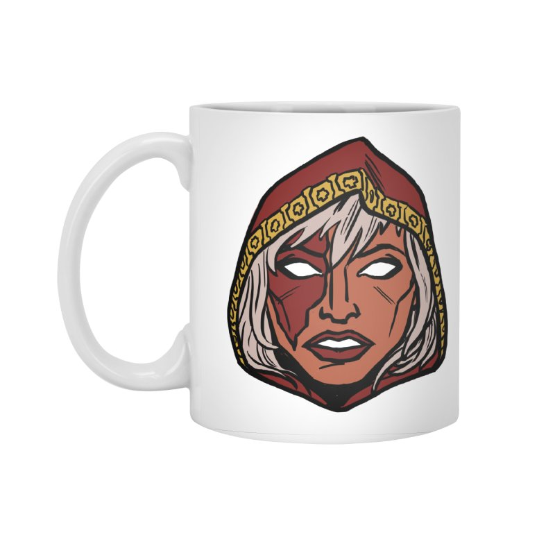 RUBY Accessories Standard Mug by CURSE WORDS OFFICIAL SHOP