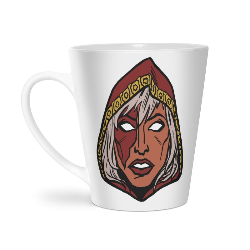 RUBY Accessories Latte Mug by CURSE WORDS OFFICIAL SHOP