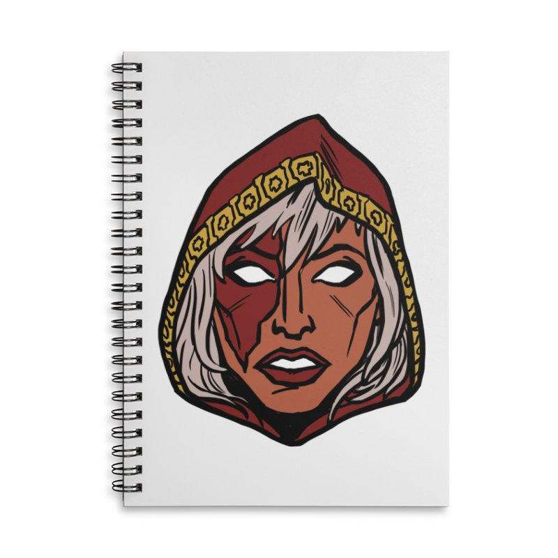 RUBY Accessories Notebook by CURSE WORDS OFFICIAL SHOP