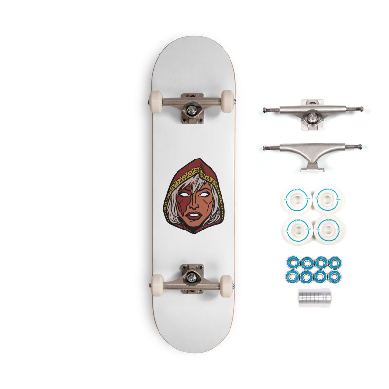 RUBY Accessories Skateboard by CURSE WORDS OFFICIAL SHOP