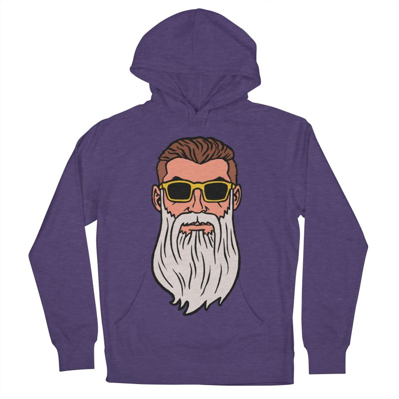 WIZORD Men's Pullover Hoody by CURSE WORDS OFFICIAL SHOP
