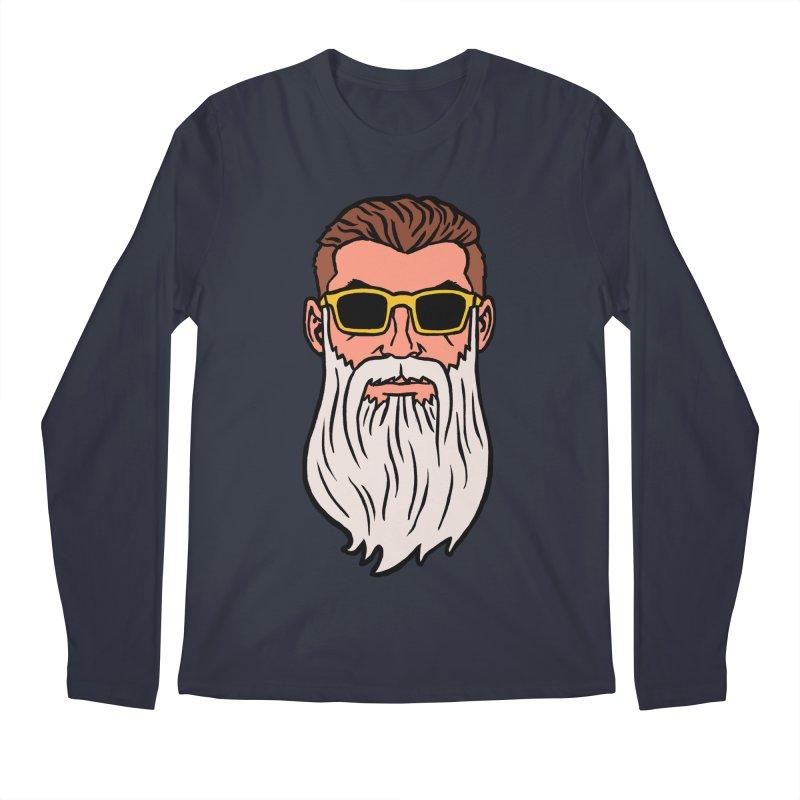 WIZORD Men's Longsleeve T-Shirt by CURSE WORDS OFFICIAL SHOP