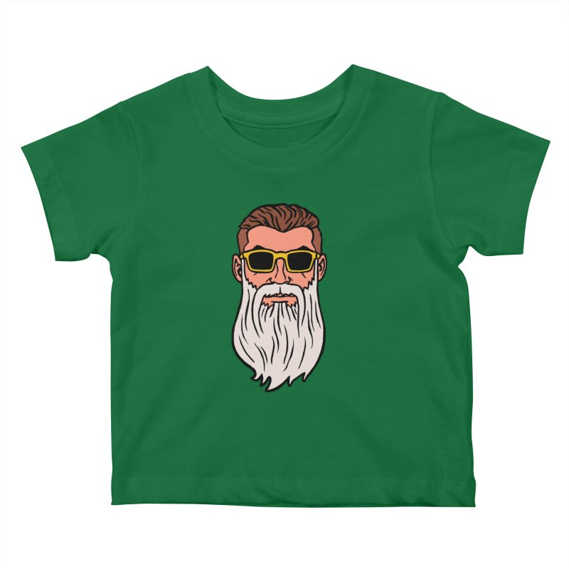 WIZORD Kids Baby T-Shirt by CURSE WORDS OFFICIAL SHOP