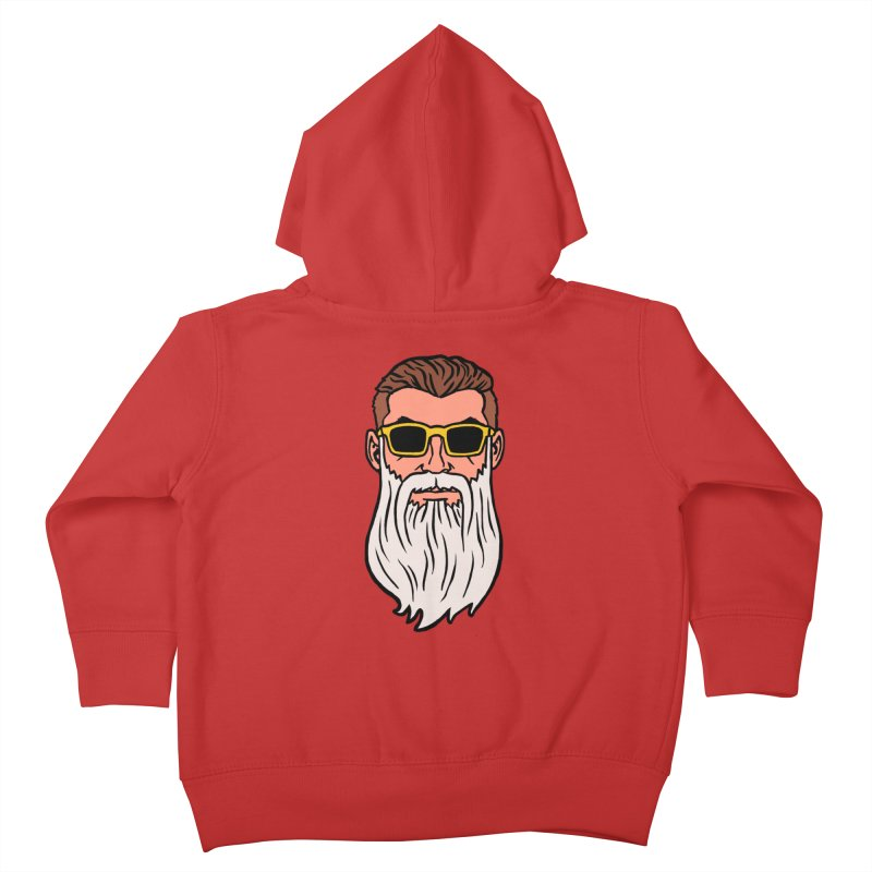 WIZORD Kids Toddler Zip-Up Hoody by CURSE WORDS OFFICIAL SHOP
