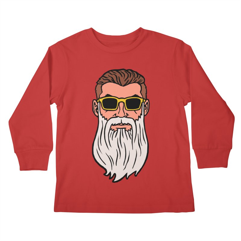 WIZORD Kids Longsleeve T-Shirt by CURSE WORDS OFFICIAL SHOP