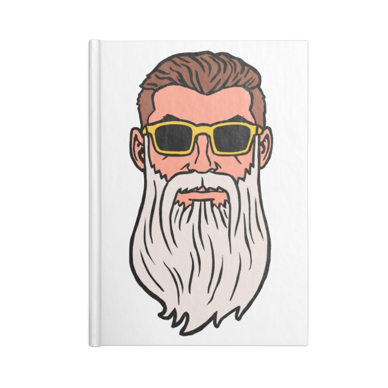 WIZORD Accessories Blank Journal Notebook by CURSE WORDS OFFICIAL SHOP
