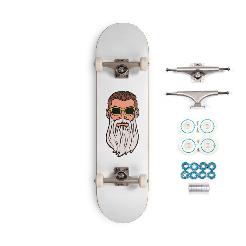 WIZORD Accessories Skateboard by CURSE WORDS OFFICIAL SHOP