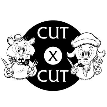 cutxcutpodcast's Artist Shop Logo
