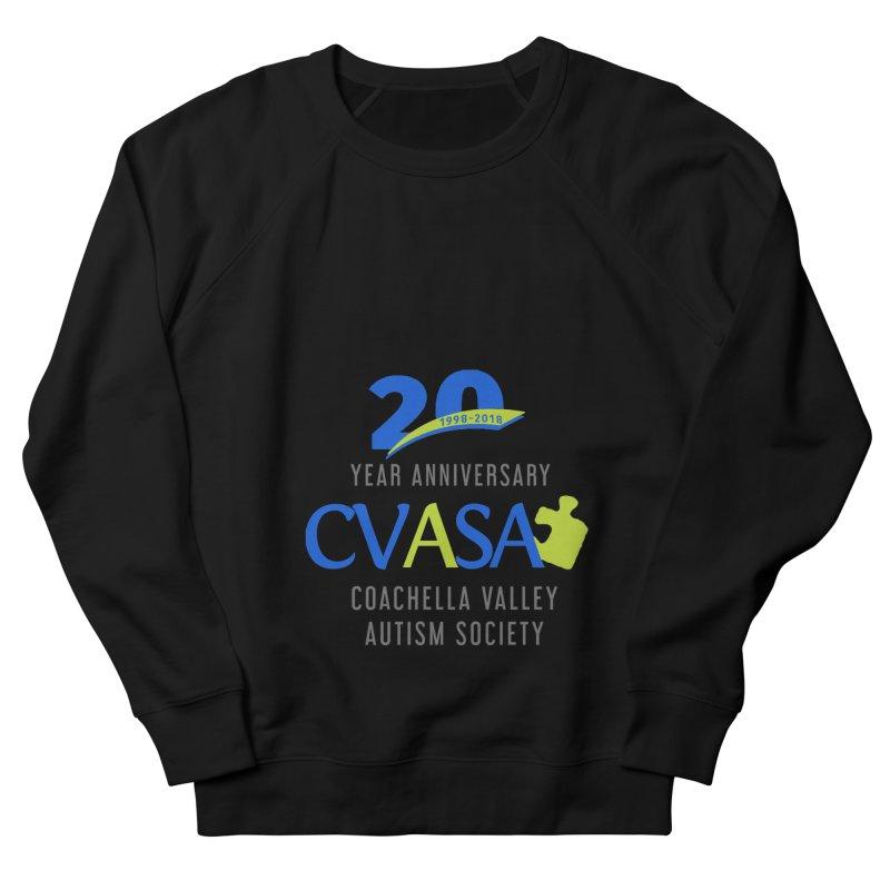 CVASA Logo Women's French Terry Sweatshirt by Coachella Valley Autism Society of America