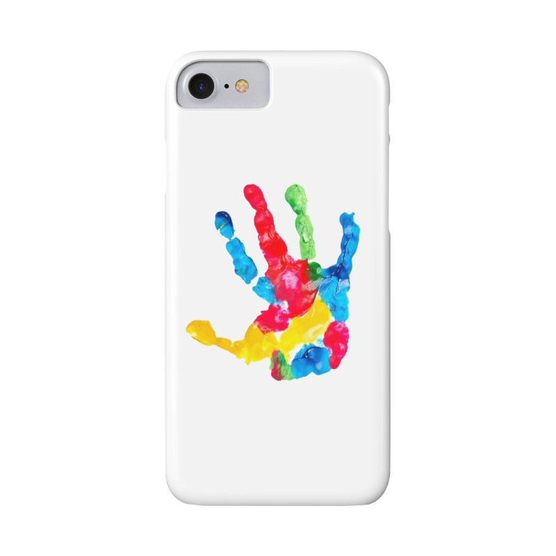 Hand Paint Accessories Phone Case by Coachella Valley Autism Society of America