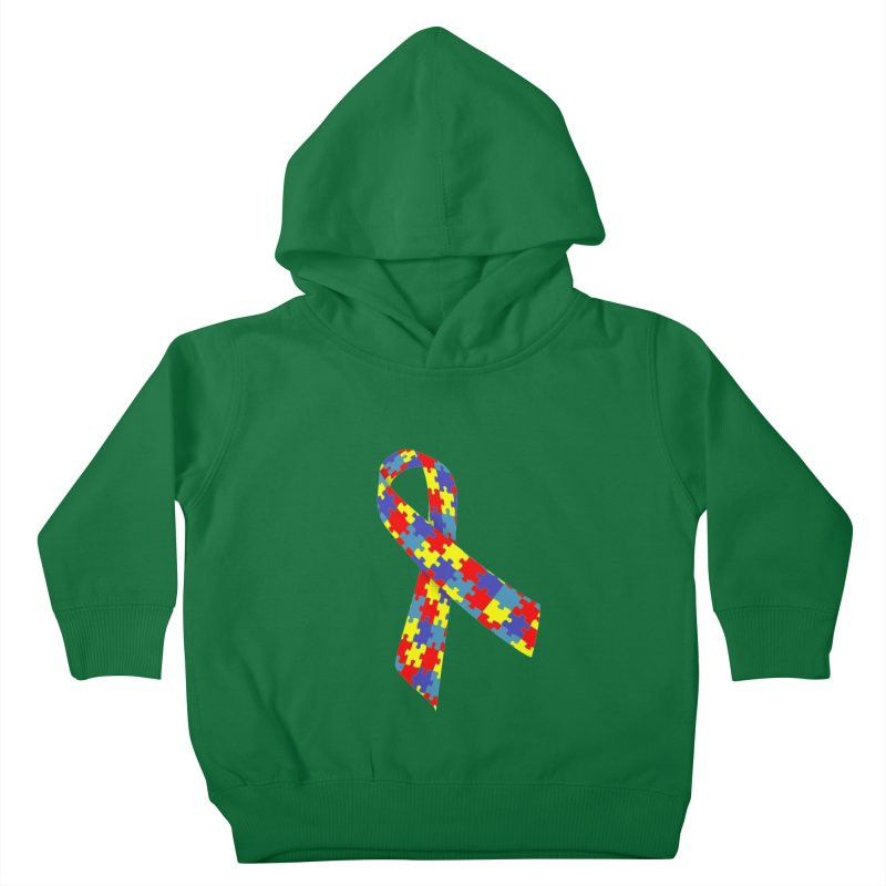 Ribbon Kids Toddler Pullover Hoody by Coachella Valley Autism Society of America
