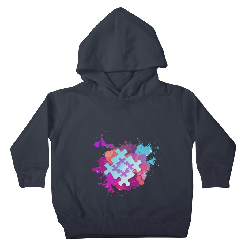 Splash Kids Toddler Pullover Hoody by Coachella Valley Autism Society of America