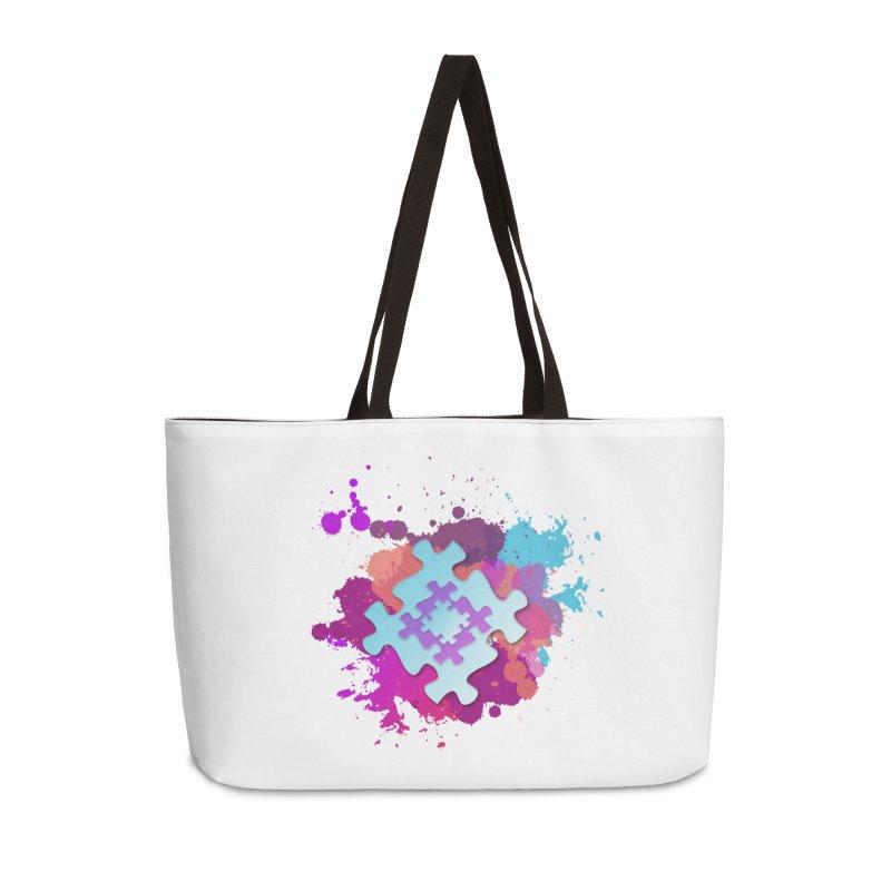 Splash Accessories Weekender Bag Bag by Coachella Valley Autism Society of America