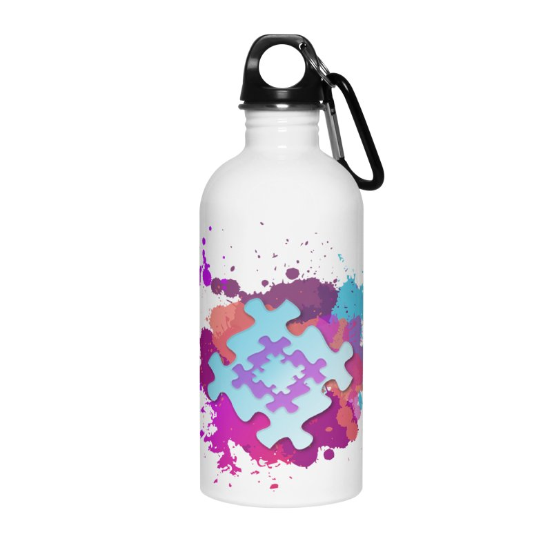 Splash Accessories Water Bottle by Coachella Valley Autism Society of America