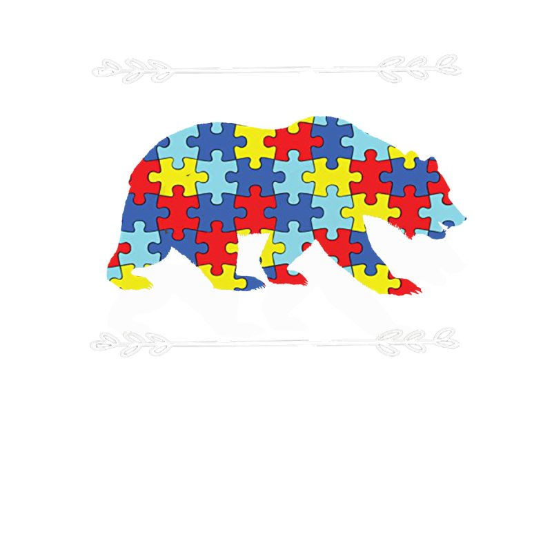 Mama Bear by Coachella Valley Autism Society of America