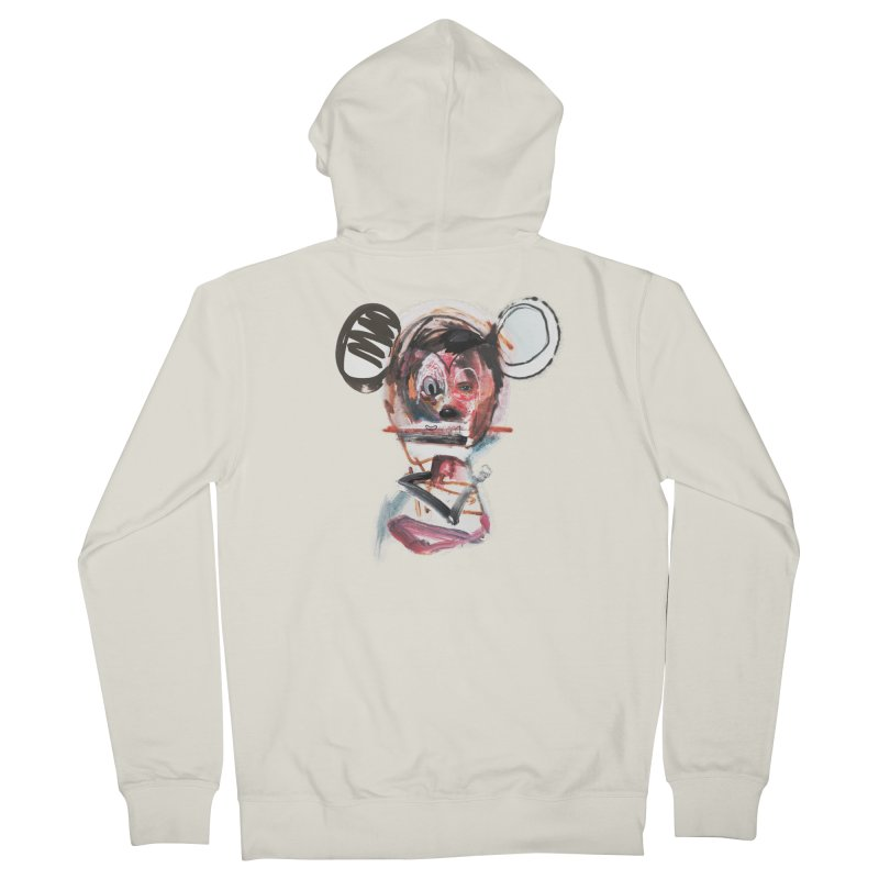 CVD Women's French Terry Zip-Up Hoody by cvds's Artist Shop