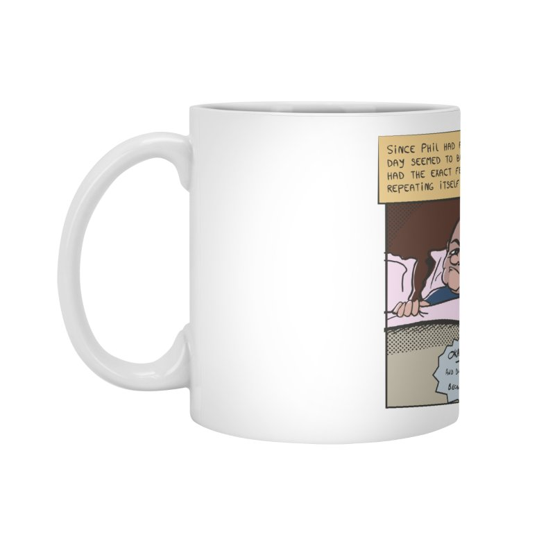 Rude awakening Accessories Standard Mug by Chemise et Cul